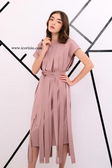 LIT DRESS - EVENING SAND image