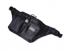 Mainz Waist Pack (Black)