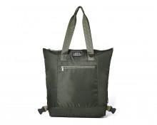 Lite Sherman Tote Bag (Moss Green)