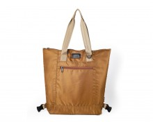 Lite Sherman Tote Bag (Copper Brown)