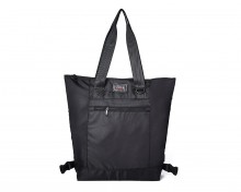 Lite Sherman Tote Bag (Black)