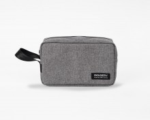 Basel Dopp Kit (Heather Grey)