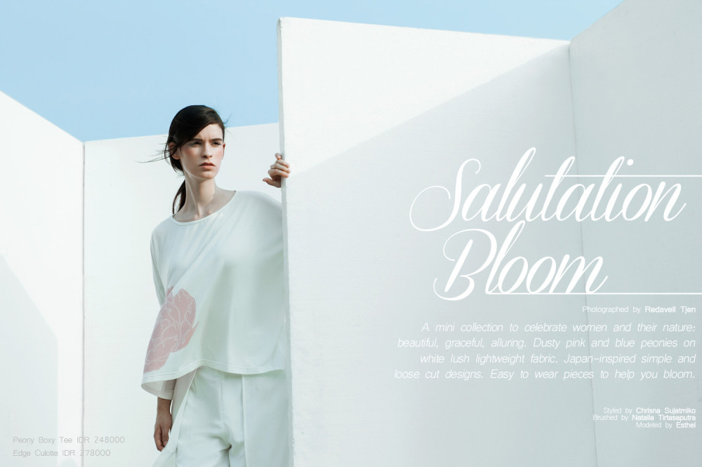 Salutation Bloom 1