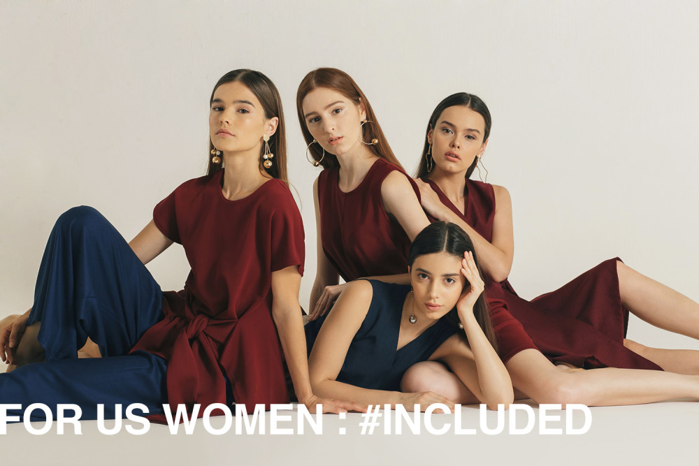 Web - For Us Women: #included 2