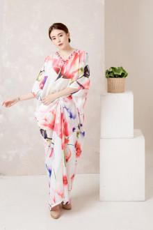 Embellished Tulip Kaftan