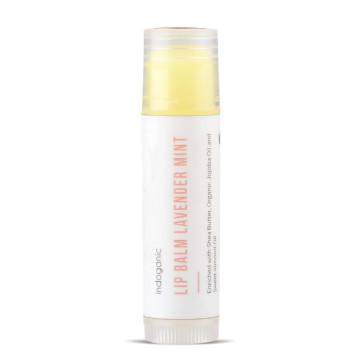 Lavender Mint Nourishing Lip Balm
