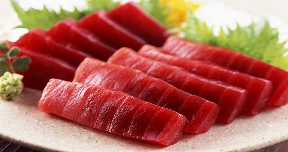 Sashimi Makanan Khas Jepang image