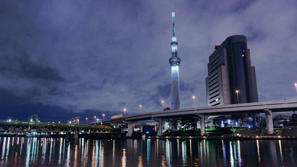 Tokyo Skytree Menara Tertinggi di Jepang image