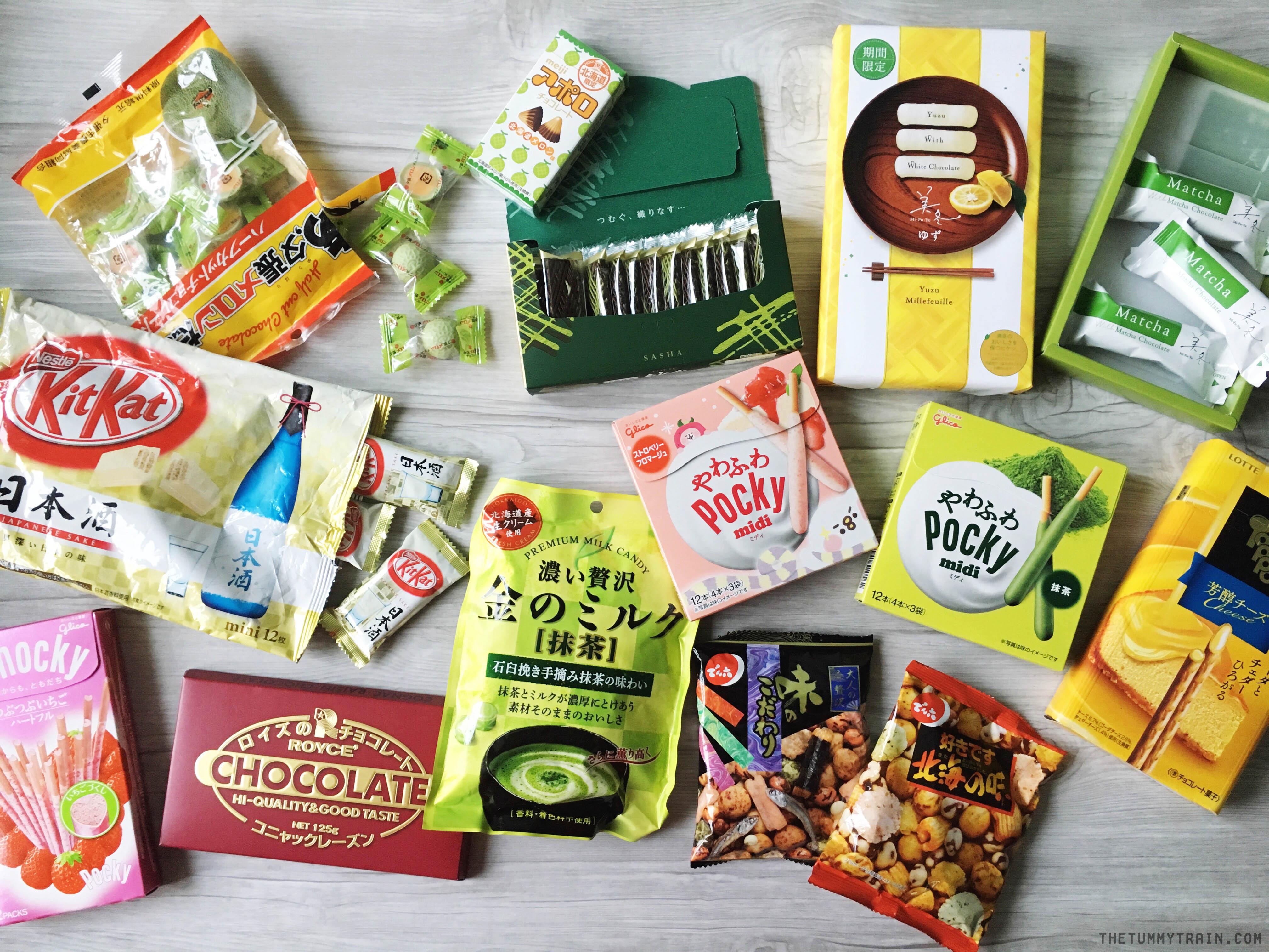 10 Souvenir Snack dan Minuman yang Wajib Dibeli di Narita Airport, Jepang image