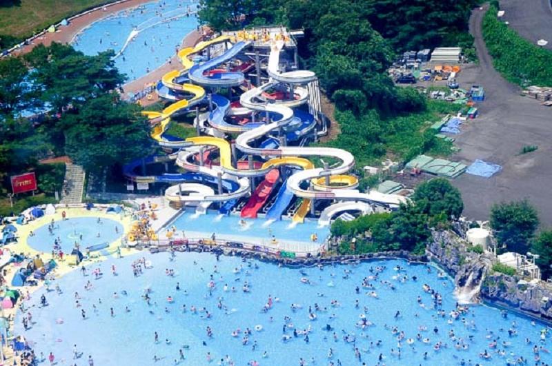 Renang yukk, 5 Kolam Renang Ini Ada di Jepang image