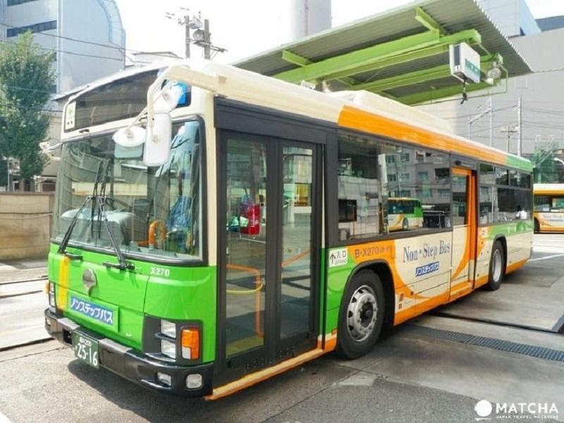 Naik Bus di Jepang, Mudah kok! image