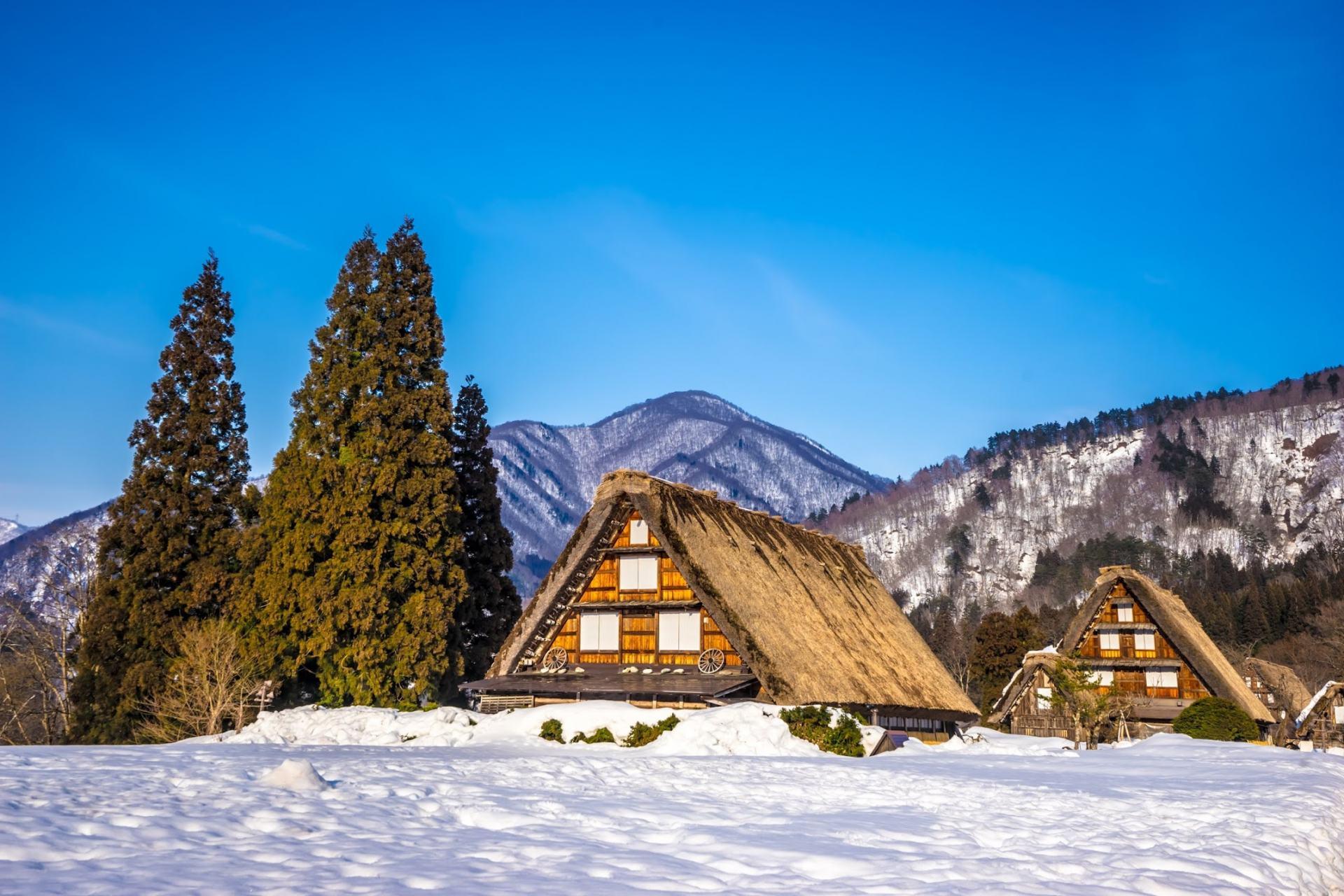 Desa Unik di Jepang Yang Menarik Untuk di Kunjungi image