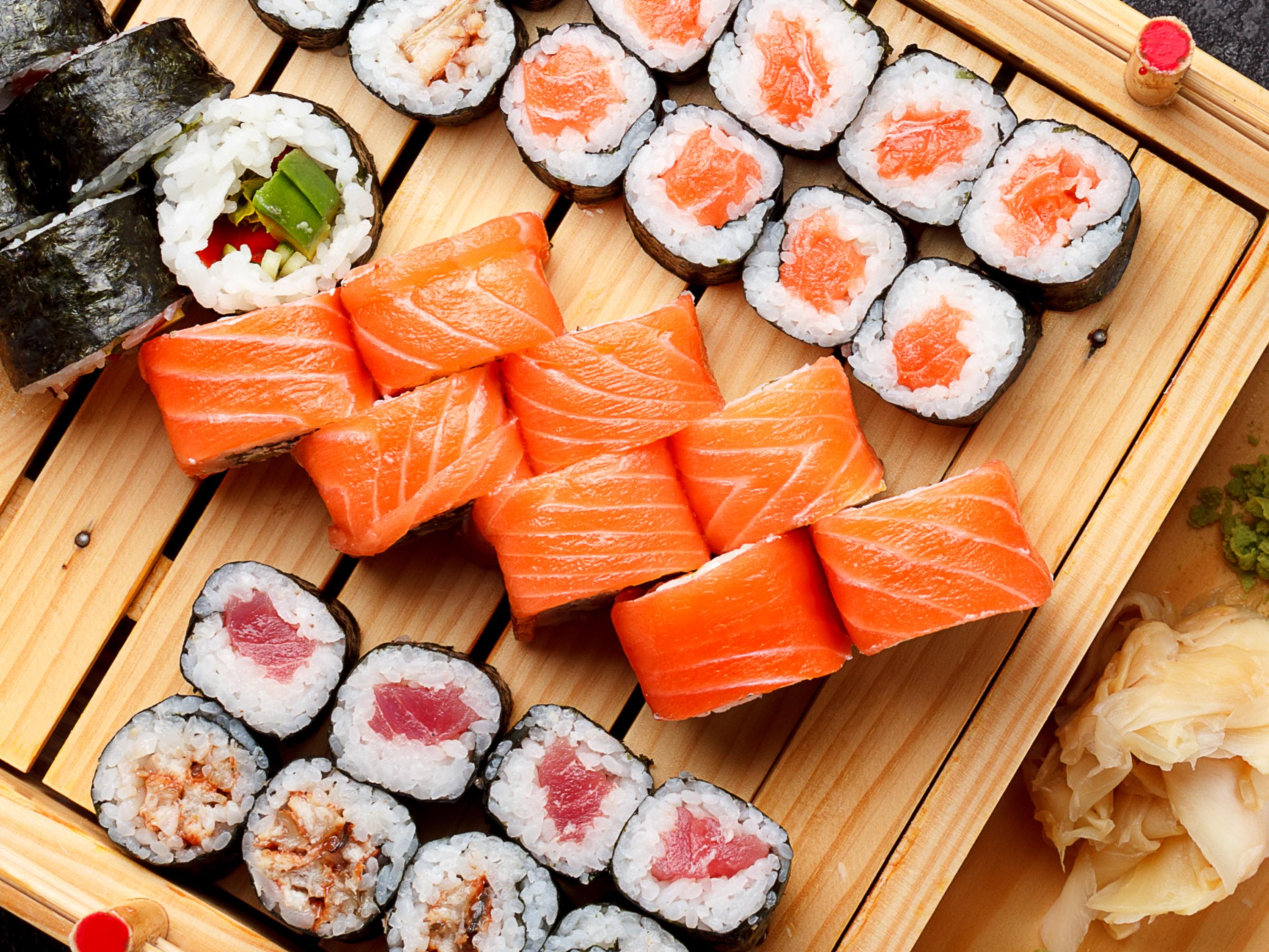 Resep Membuat Sushi Sederhana image