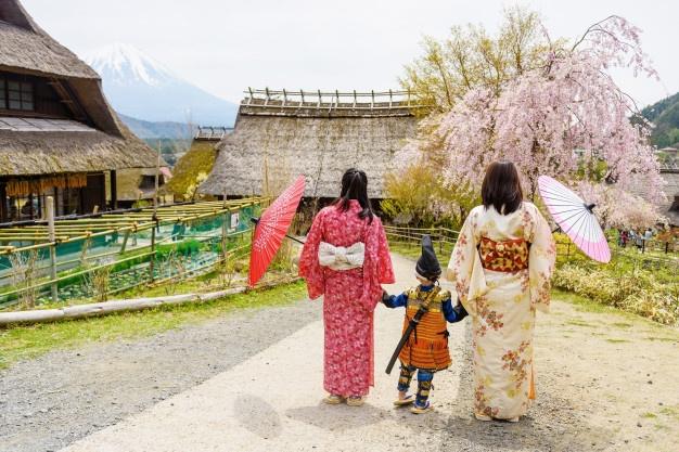 Mengikuti Tur Area Gunung Fuji: Ke Desa Tradisional hingga Memetik Stroberi image