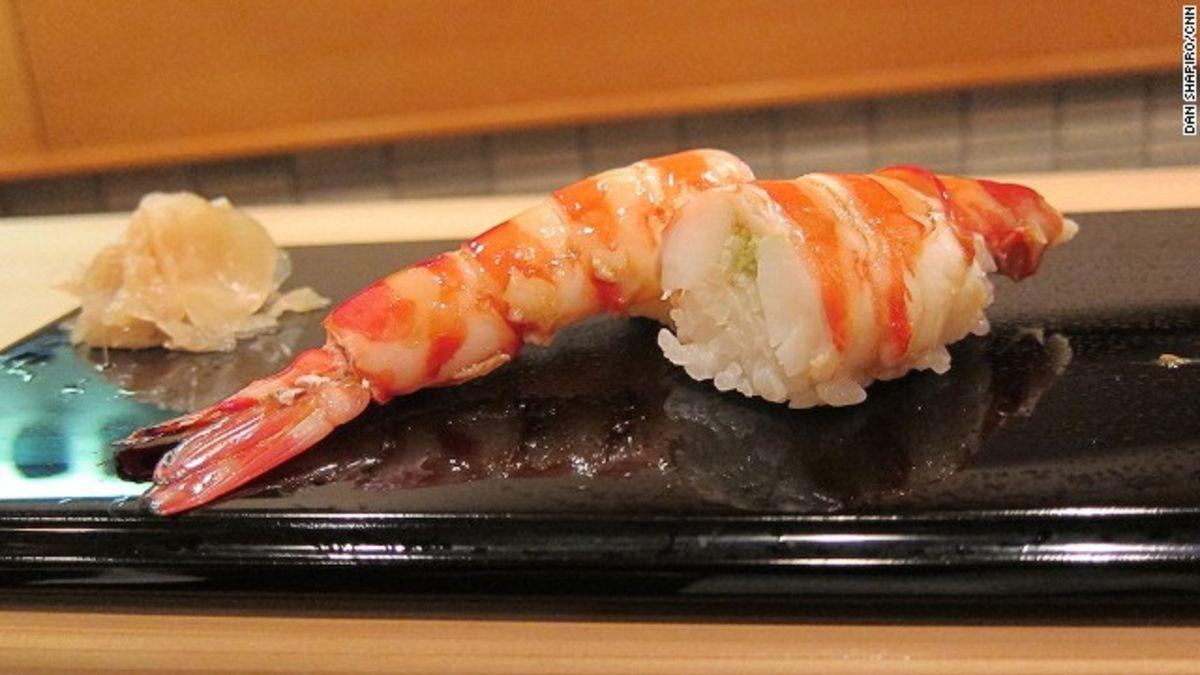 8 Macam Sushi Ini Paling Disukai Orang Jepang image