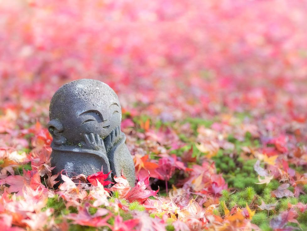 Warabe Jizo, Patung Imut yang Jadi Pelindung Jiwa Anak-anak image