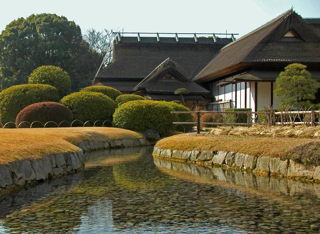 Spot untuk Relaksasi di Okayama: Taman Korakuen image