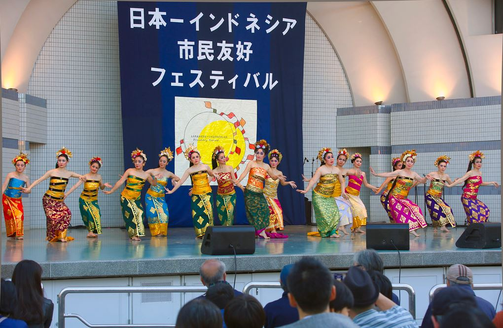 Japanese-Indonesian Friendship Festival: Merasakan Keramahan Indonesia di Negeri Matahari Terbit image