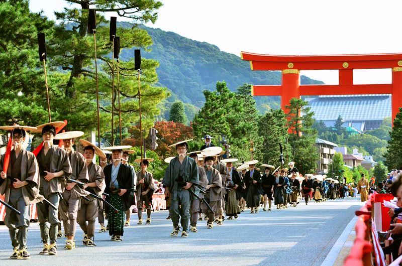 Jidai Matsuri: Melihat Wajah Kyoto Saat Menjadi Ibu Kota Jepang image