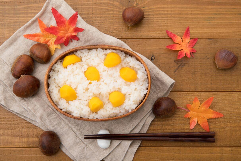 Makanan dan Camilan Khas Musim Gugur di Jepang image