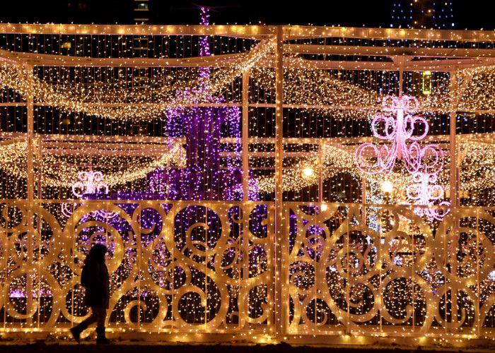 Iluminasi Musim Dingin di Jepang yang Bisa Dikunjungi di Awal Tahun image