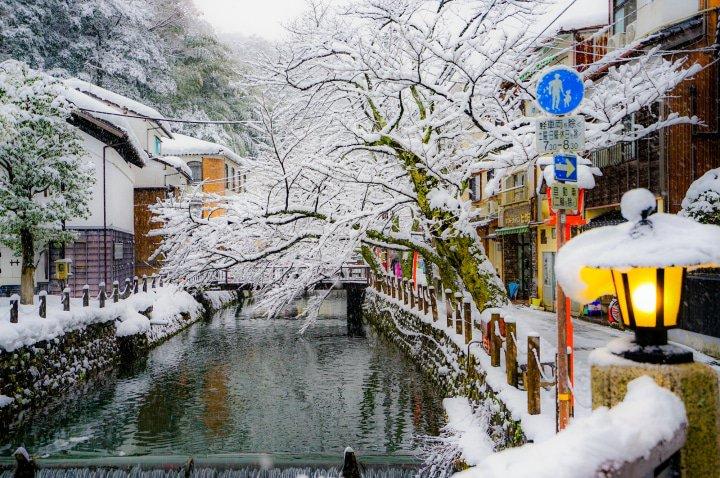 Musim Dingin Enaknya Berendam Air Hangat, Coba 5 Onsen Ini! image