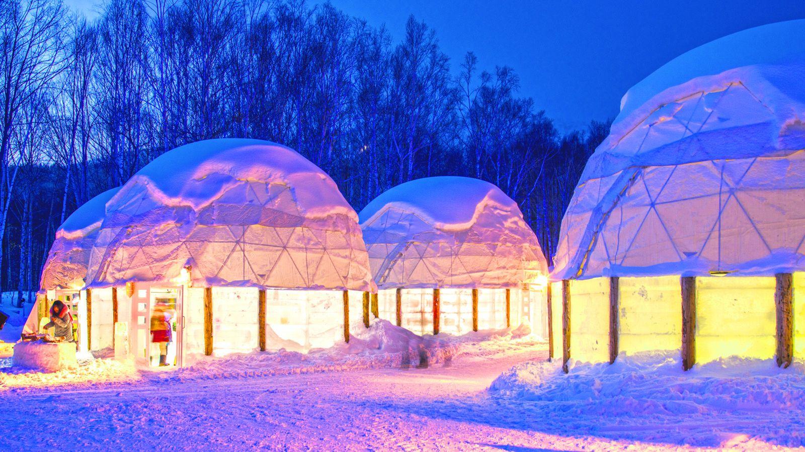 Tomamu Ice Village: Dunia Es Ajaib di Hokkaido image