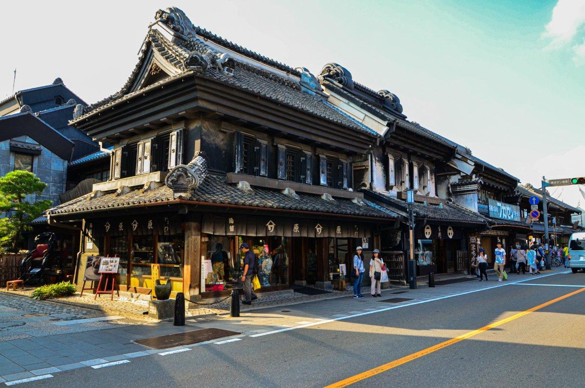 Kawagoe : Kota Tua Bersejarah image