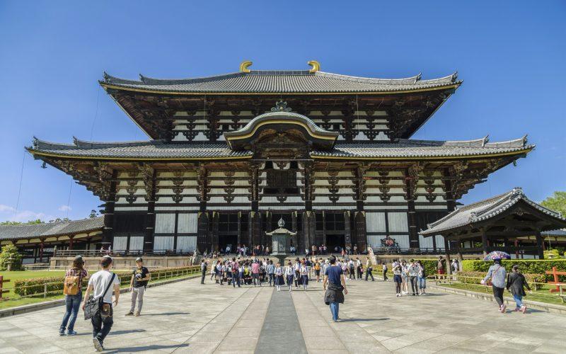 Kuil Todaiji : Kuil Daibutsu Terbesar di Jepang image