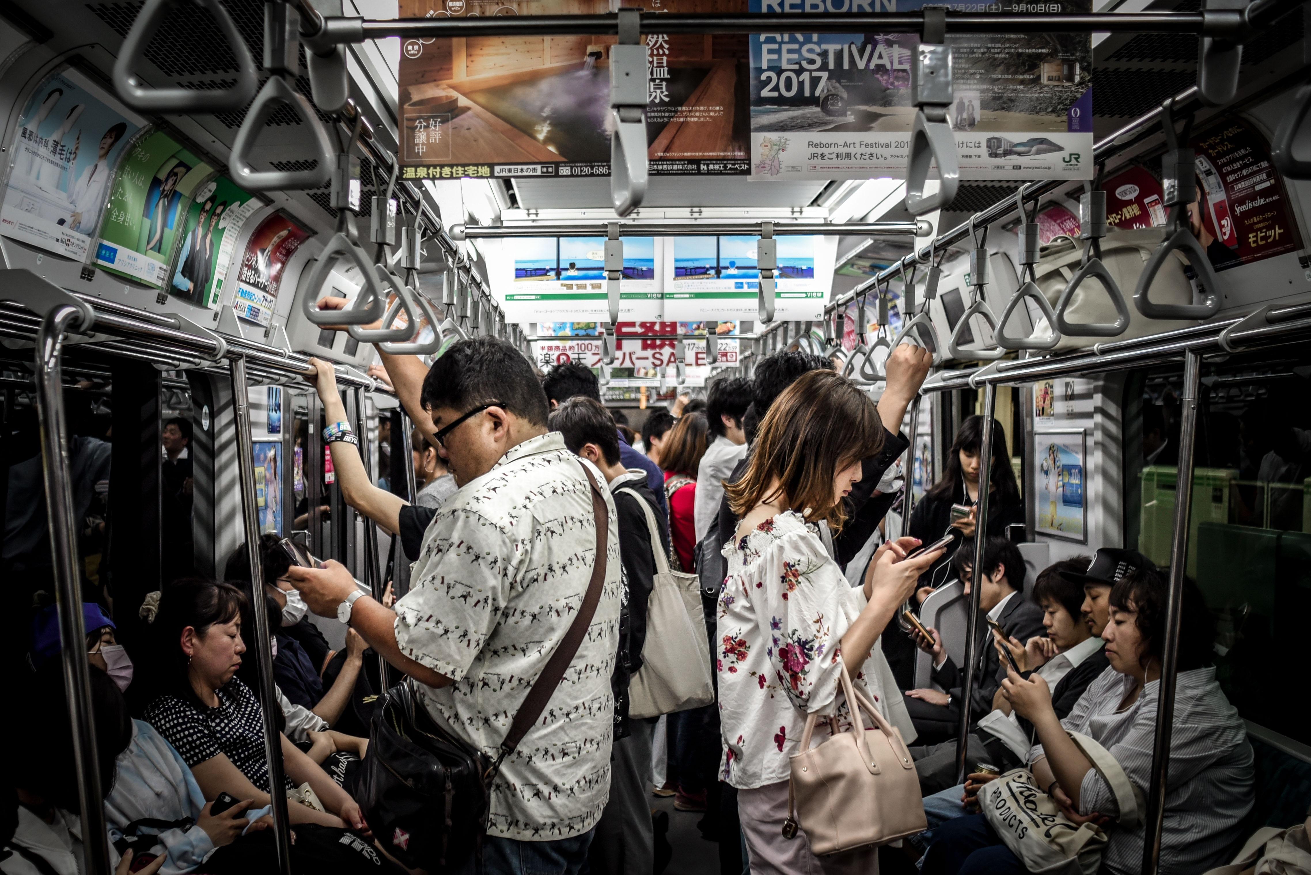 Yuk! Pelajari Etika Naik Kereta di Jepang image