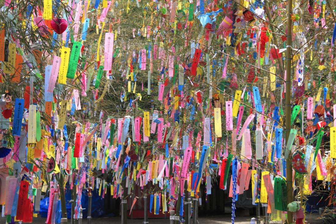 Legenda Romantis-Menyedihkan di Balik Festival Tanabata image