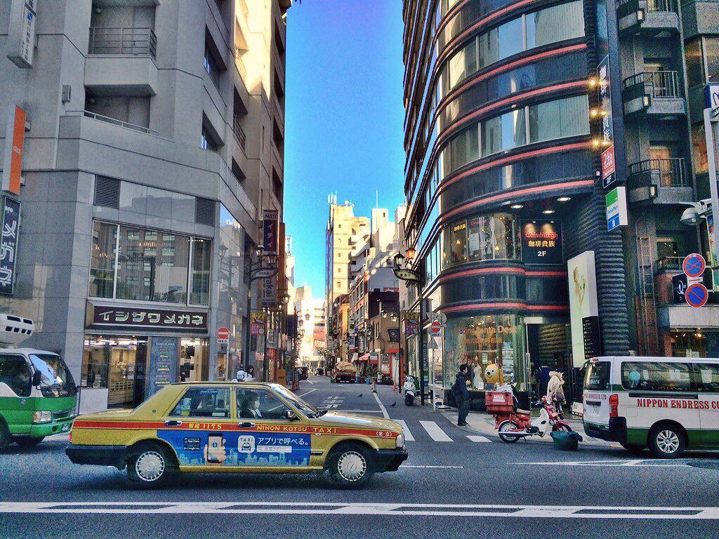 Naik Taksi di Jepang, Bagaimana ya? image