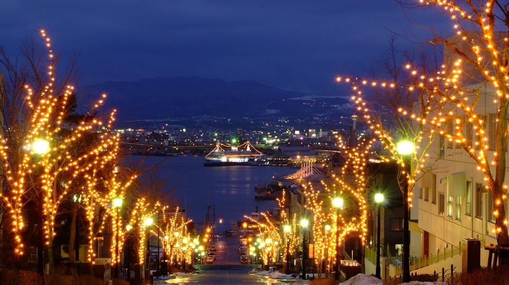 5 Tempat yang wajib dikunjungi di Hokkaido saat Natal