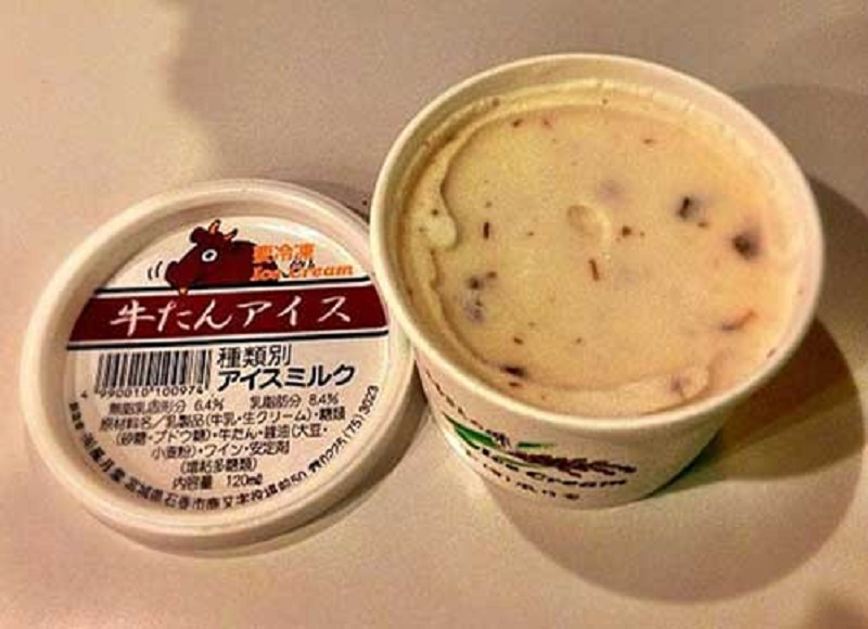 Ajib 10 Es Krim di Jepang Ini Anehnya Nendang Banget