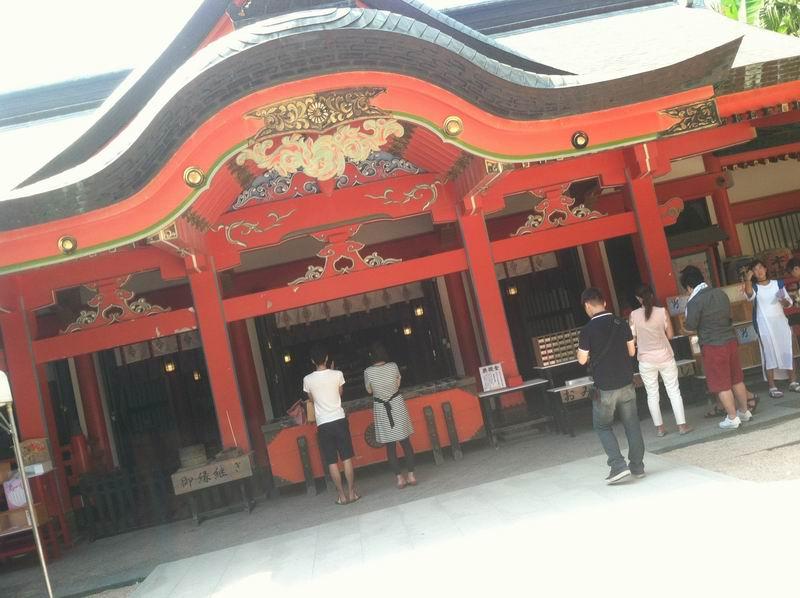 Aoshima, Pulau Kecil yang Didedikasikan Untuk Satu Kuil