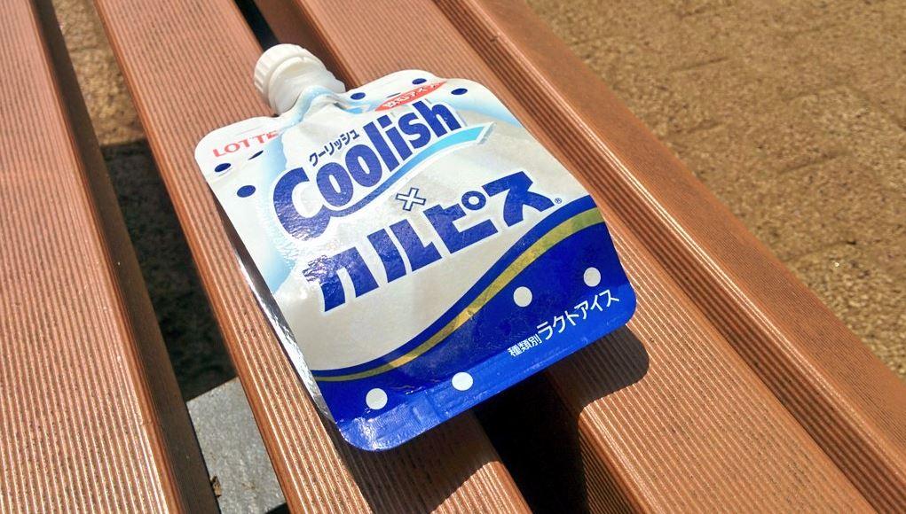 Coolish x CALPIS