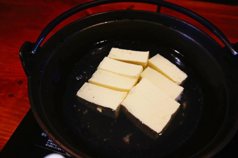 Cicipi Yu Dofu Tahu Rebus Lezatnya Lumer di Mulut