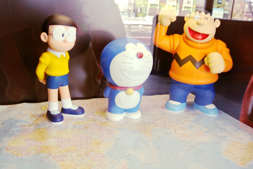 Doraemon oh Doraemon Dimana Ku Dapat Menemukanmu