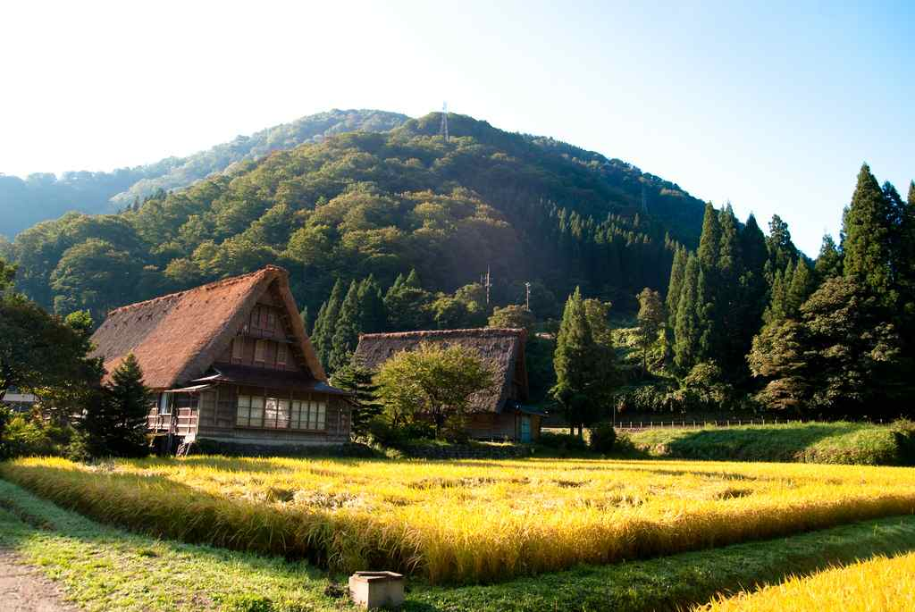 Etika Berkunjung Ke Shirakawa-go