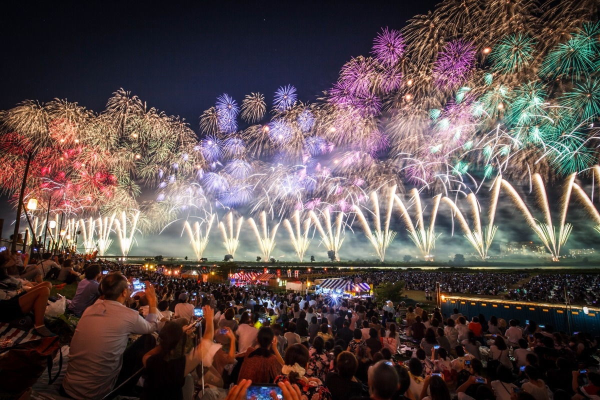 Nagaoka Festival and Fireworks