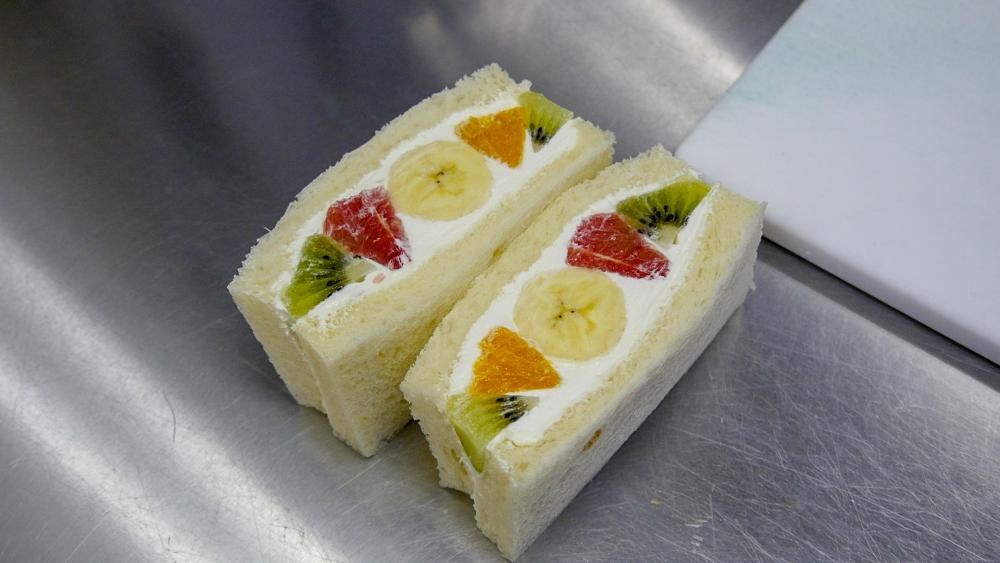 Fruit Sando Futsu ni Fruits