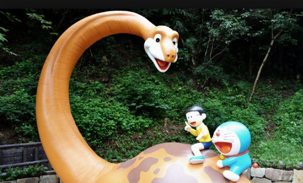 Jalan-Jalan ke Museum Doraemon Yuk