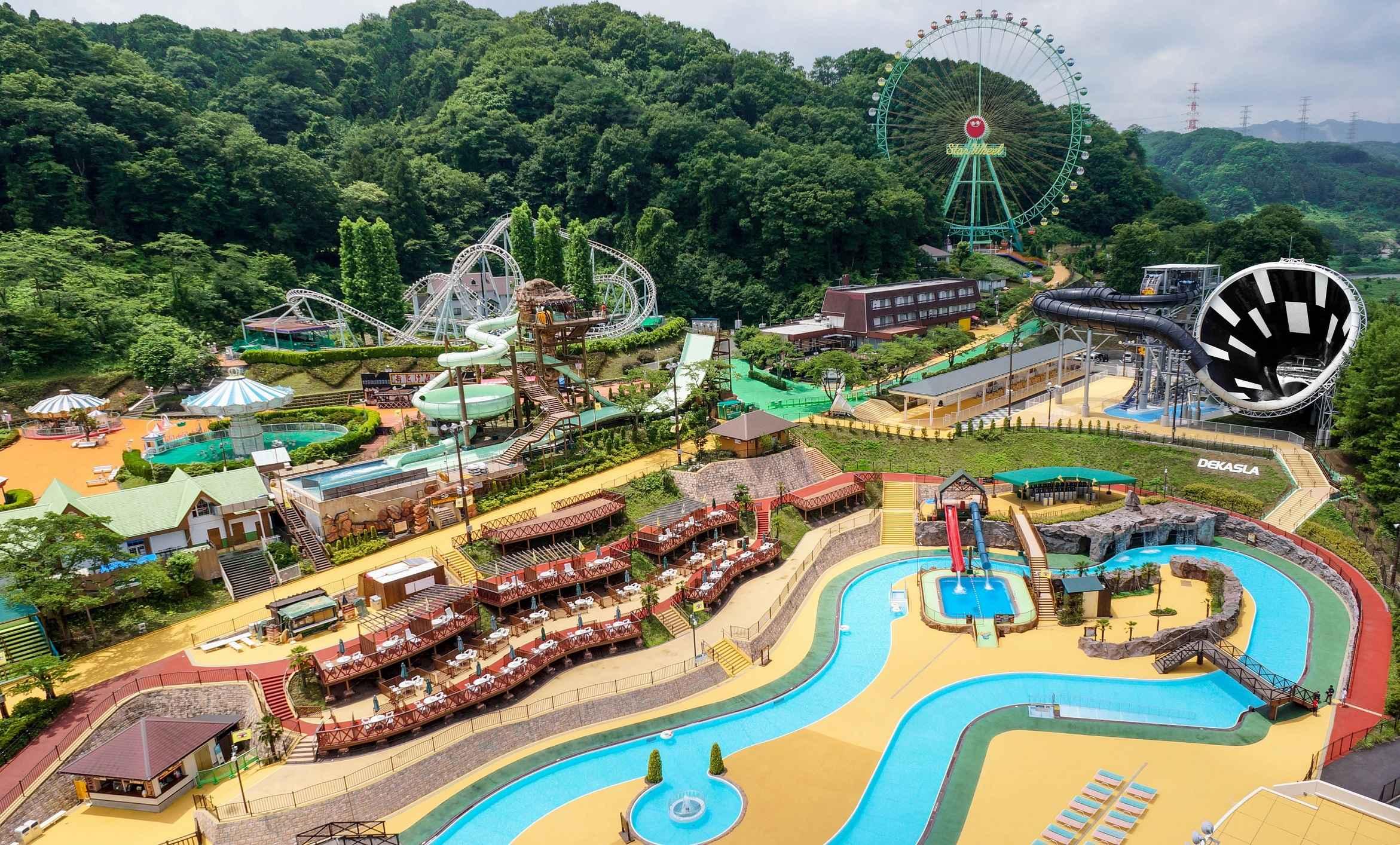 Renang yukk, 5 Kolam Renang Ini Ada di Jepang