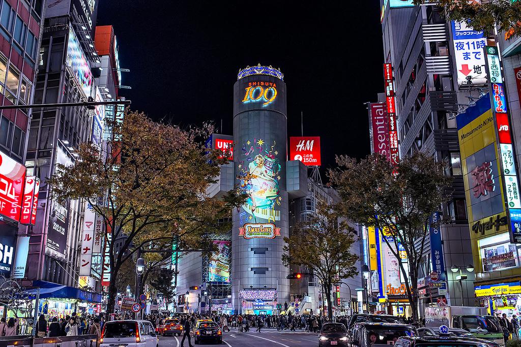 Shinjuku Shibuya
