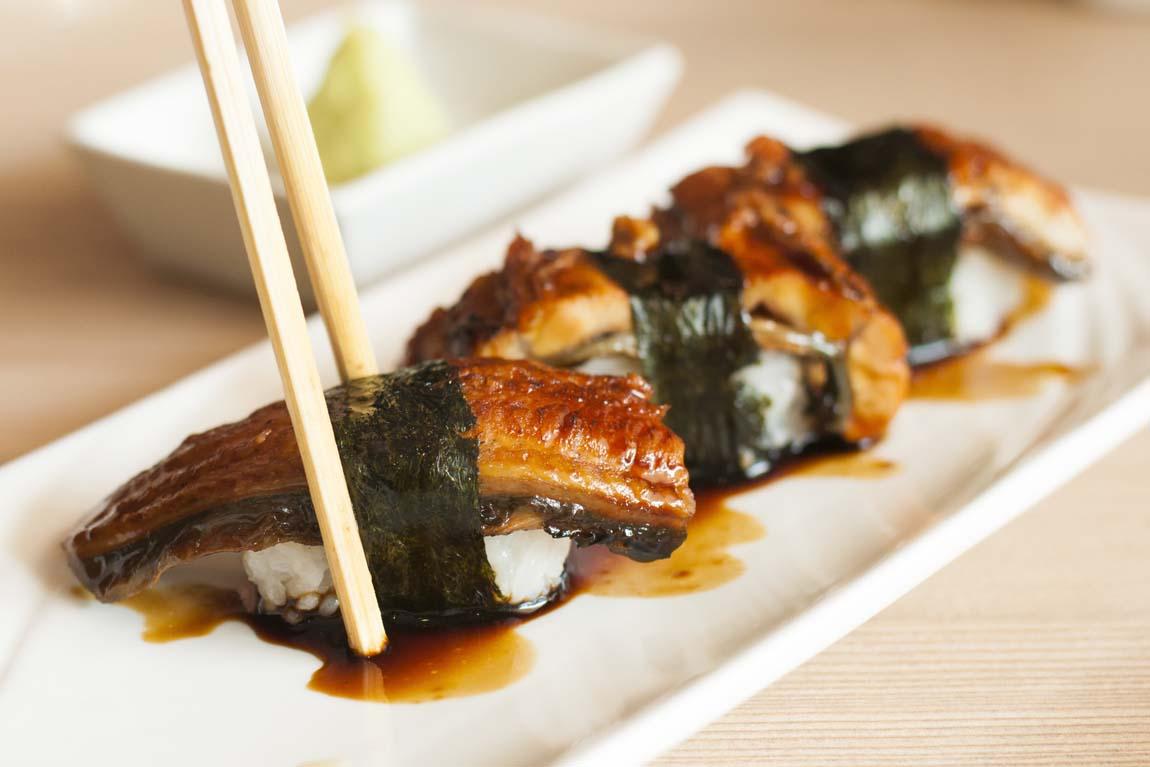 Sushi Unagi