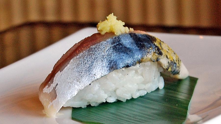 Sushi Shime Saba