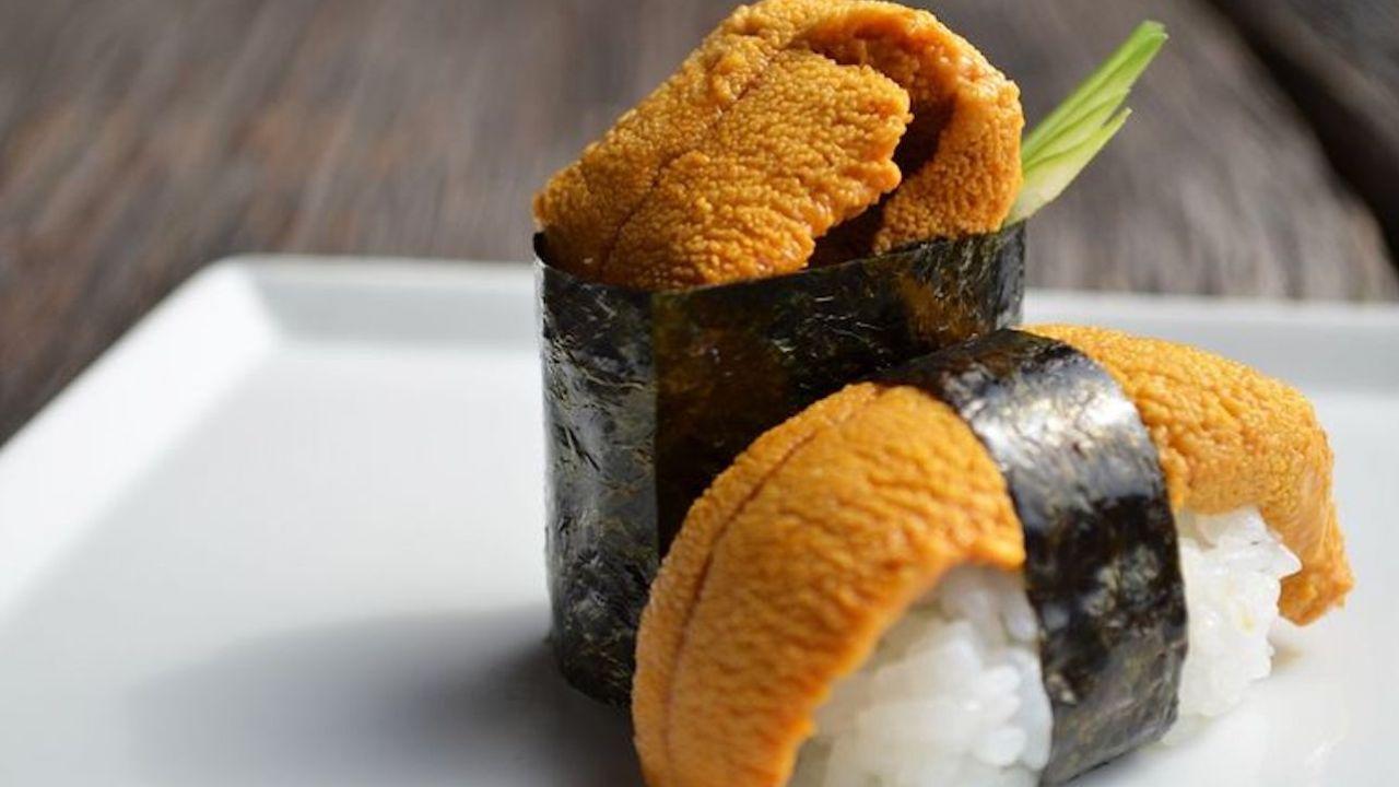 Sushi Uni