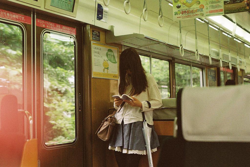 Tipe - Tipe Orang Berdasarkan Tempat Duduknya Di Kereta