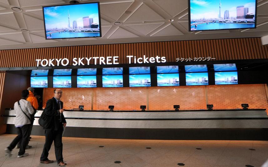 Tokyo Skytree Menara Tertinggi di Jepang