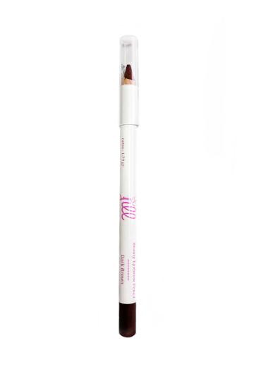 Beauty Eye Brow Pencil - Dark Brown image